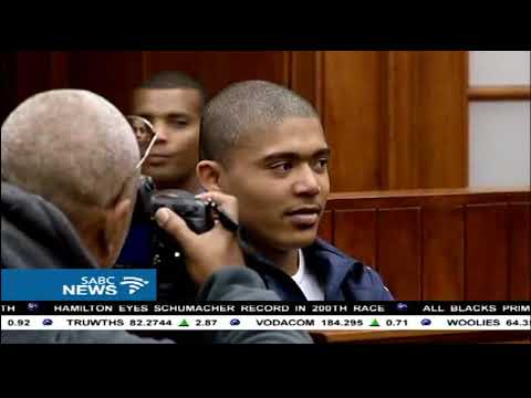 Convicted killer, Cameron Wilson sentenced to four life sentences thumbnail