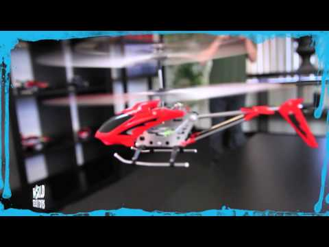 Phantom RC Helicopter from World Tech Toys