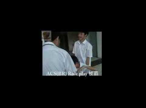 School Violence  Role play ACS(BR)