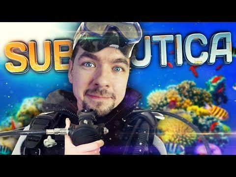 SUBNAUTICA IS FINALLY RELEASED   Subnautica - Part 1 (Full Release)