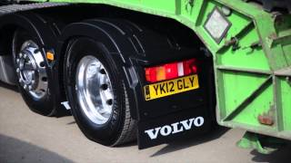 Greenwood Hire Volvo FH16-750
