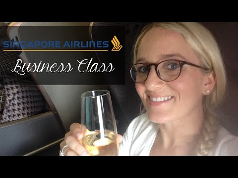 Singapore Airlines 777-300ER Business Class Review: Singapore to London