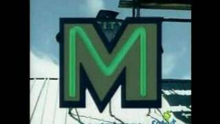 Sesame Street - Signs alphabet