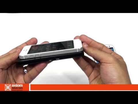 BlackBerry Z10 Vs iPhone 5 Vs Samsung S3 from Axiom Telecom