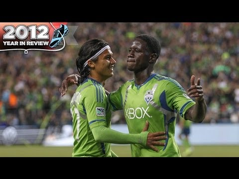 Seattle Sounders 2012 goals