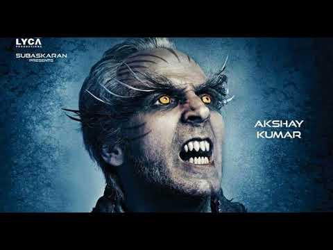 2. 0 Hindi Sci fi Movie - Ethiran 2.0.
