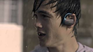 Sony Sports Walkman® NWZ-WS610 series Official Video