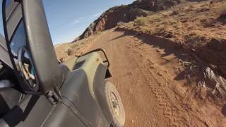 Land Rover Perentie 6x6 - Capitol Reef National Park