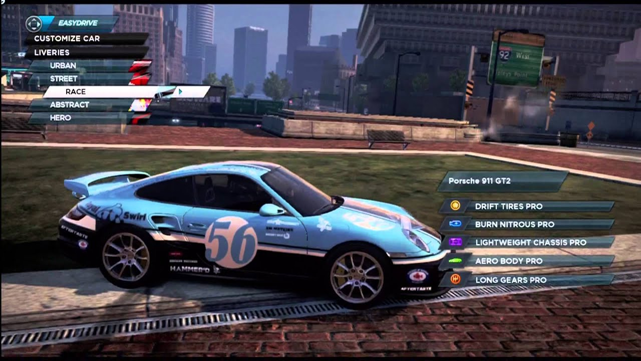 need for speed most wanted 2012 porsche 911 gt2. Black Bedroom Furniture Sets. Home Design Ideas