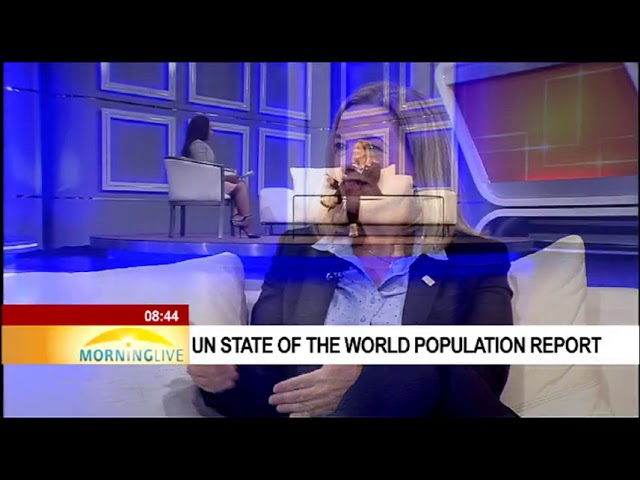 UN State of the World Population Report