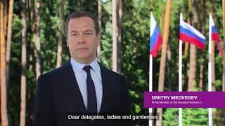 Дмитрий Медведев о заявке Екатеринбурга на ЭКСПО 2025   English sub