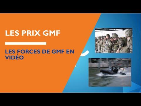 Les forces de GMF en vidéo