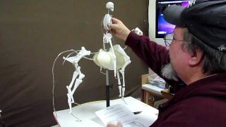 TruForm Horse Armature Arrives Today