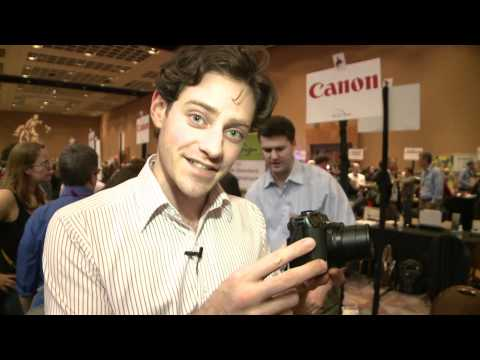 Canon PowerShot G1X - Which? first look review at CES 2012