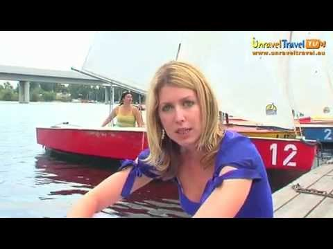 Sailing in Vienna, Austria - Unravel Travel TV