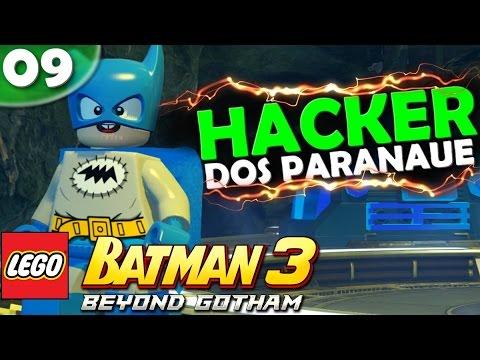 Detonado #09 - LEGO BATMAN 3 - Hacker dos Paranaue