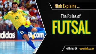 The Rules of Futsal (Futsala) - EXPLAINED!