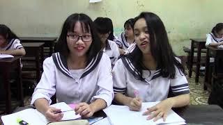Trường Lê Hồng Phong Nam Định - Tri ân thầy cô 2018 - Lớp 10 Anh 1
