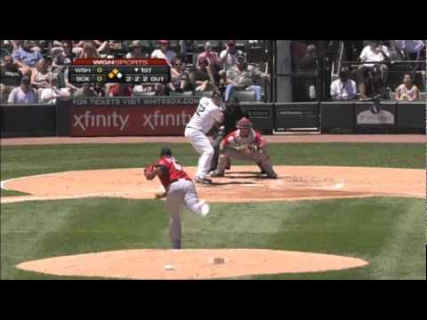 Adam Dunn Strikeout Mix
