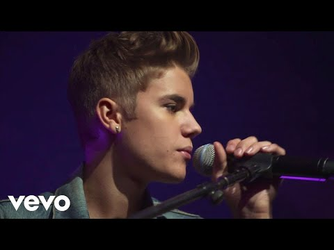 Justin Bieber - Boyfriend (acoustic) (live) video