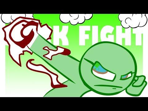 ХРАБРЫЙ ЧЕЛОВЕЧЕК - STICK FIGHT THE GAME! ● Смешные моменты ● Монтаж