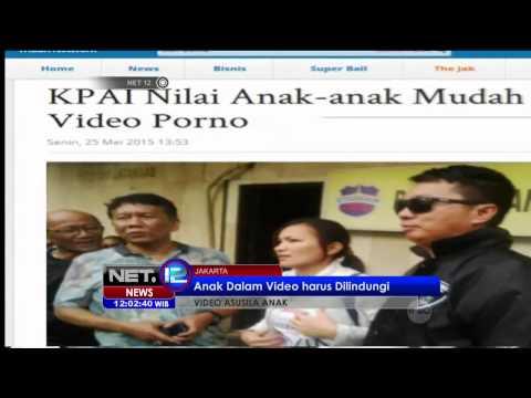 Terkait Video Asusila Anak, KPAI Minta Polisi Telusuri - NET12