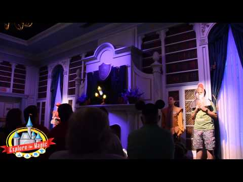 The Magic Kingdom - New Fantasyland - Enchanted Tales with Belle