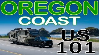 Oregon Coast - Highway 101 - Full Time RV Travel