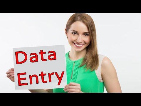 Work At Home Jobs |  Work From Home  | Online Data Entry