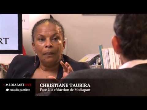 Christiane Taubira et les discriminations en France: le boycott d'Israël