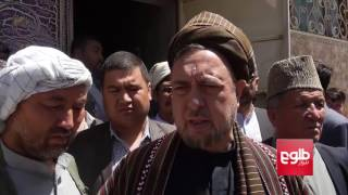 Mohaqiq Slams Security Agencies Following Mosque Attack