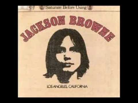 Jackson Browne - Rock Me On The Water