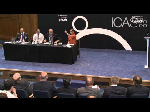 ICAS Scotland's Future Conference | Keynote - John Swinney