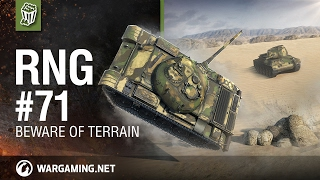 RNG # 71 World Of Tanks - Beware Of Terrain