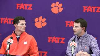Brent Venables intro presser part 1