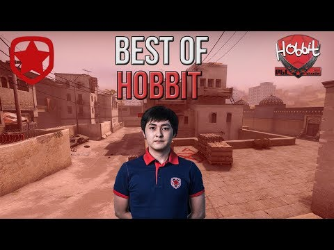 CS:GO - BEST OF HObbit (Officially Joined Gambit)