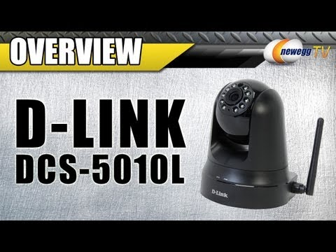D-Link Cloud Wireless IP Camera Overview - Newegg TV