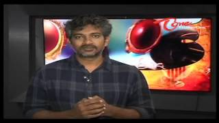 Eega - Eega Director Rajamouli Happy With National Awards