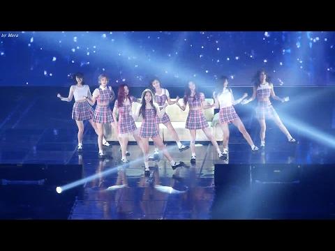 170217 트와이스 (TWICE) (세븐틴)_ Pretty U(예쁘다) Cover [전체] 직캠 Fancam (1ST TOUR TWICELAND) by Mera