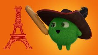SUNNY BUNNIES   Bolas   Dibujos animados divertidos para niños   WildBrain