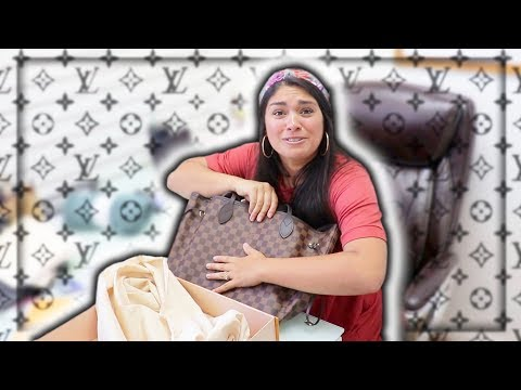 SURPRISING Her With A DREAM PURSE!
