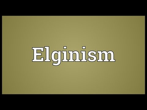 Header of Elginism