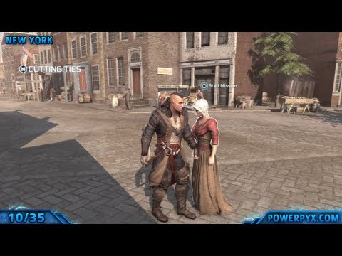 Assassin's Creed 3 - All Homestead Mission Locations (A Complete Set Trophy / Achievement Guide)