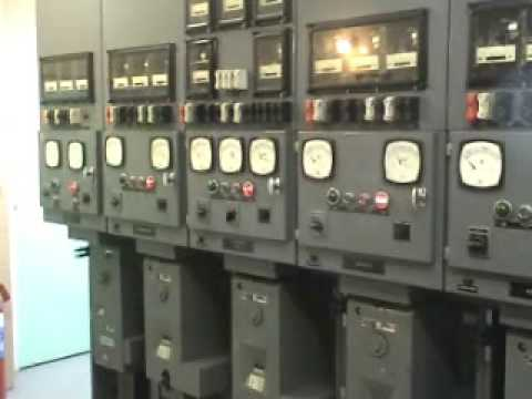 Substation transformers switching on line Music Videos