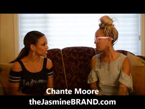 EXCLUSIVE: Chante Moore Talks Fall-Out With Lil Mo & Chrisette Michele (Part 1)