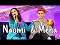 Lagu Naomi Scott and Mena Massoud Cute & Funny Moments