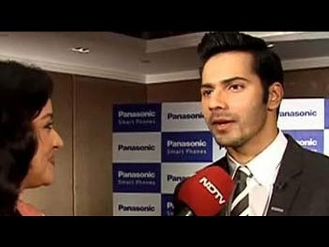Who would be on Varun Dhawan's speed-dial?
