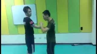 Russian combat SYSTEMA course -Take down, disarming a knife, knife fight