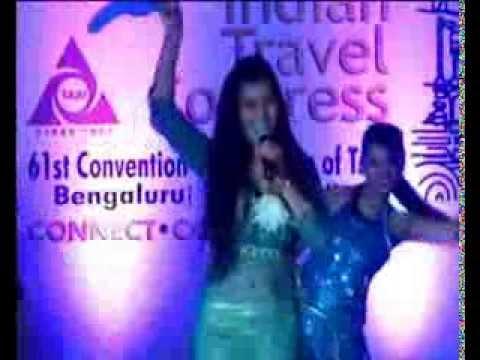 SHEFALI SAXENAS SINGING PERFORMANCE ON TENU MAIN LOVE KARDA...