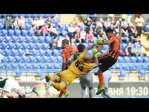 Shakhtar 1-0 Oleksandriia. Highlights (30/04/2017)